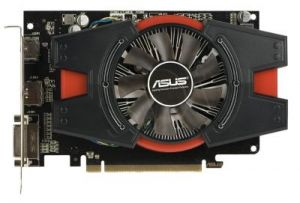 ASUS AMD Radeon HD6670 1024MB DDR5/128bit DVI/HDMI/DP PCI-E (810/4000)